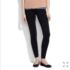 Madewell skinny skinny ponte pant